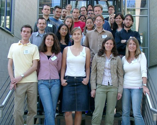 IMPRS Students started 2006