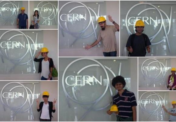 IMPRS Excursion to CERN 1