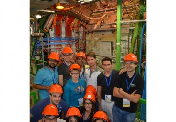 IMPRS Excursion to CERN 5