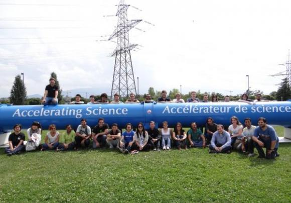 IMPRS Excursion to CERN 8