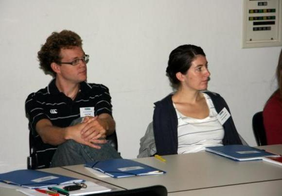IMPRS Introductory Workshop 2007