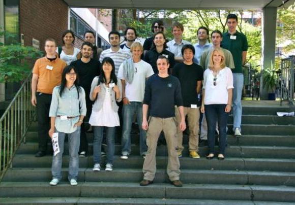 IMPRS Introductory Workshop 2011