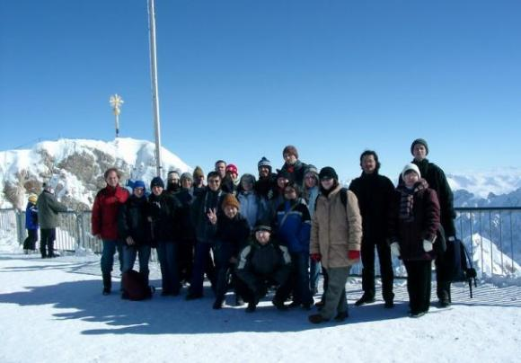 IMPRS Winter Excursion 2005